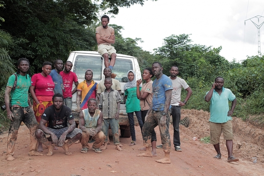 Ekok Mamfe, Invisible Borders Team and Friends, Cameroon, 2012