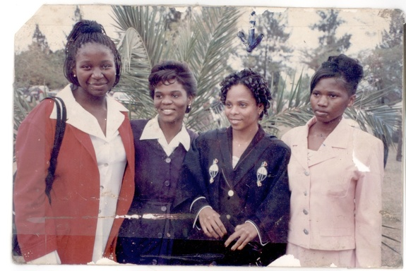 Photo: Samantha Kgasi-Ngobese (second from right)